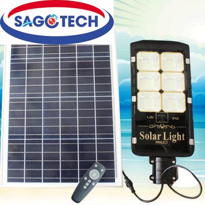 Đèn đường năng lượng mặt trời Solar Light LJD 100W