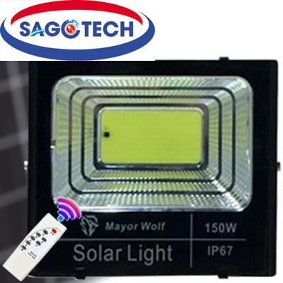 Đèn năng lượng mặt trời MW 150W chính hãng